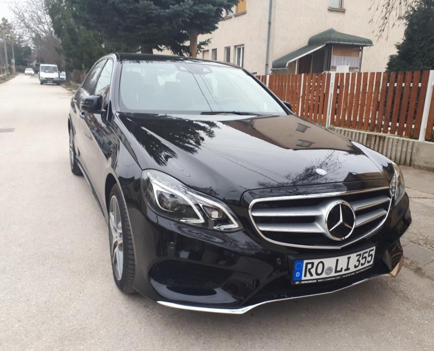 Mercedes-Benz E 350 CDI <br /> (AUTOMATA)