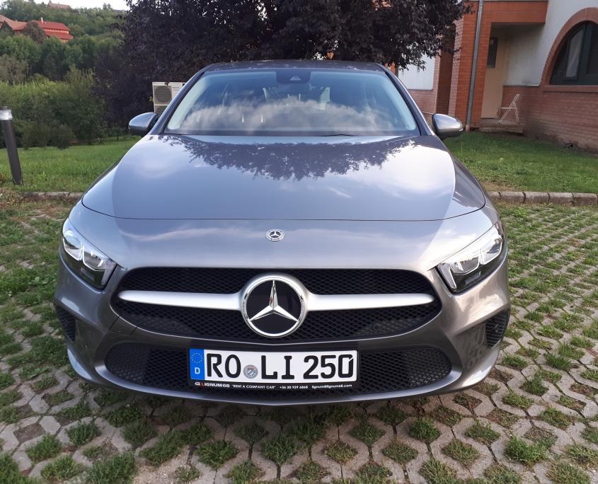 Mercedes-Benz A250 <br /> (AUTOMATA)