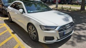 Audi A6 50TDI<br /> (Automata)