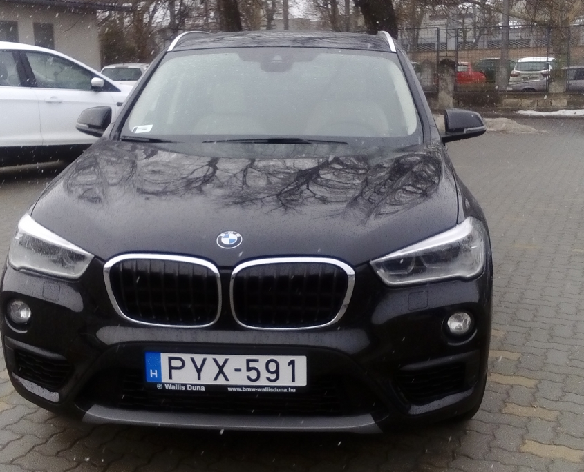 BMW X1 18d sD <br /> (AUTOMATA)