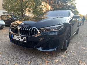 BMW M850i <br /> (AUTOMATA)
