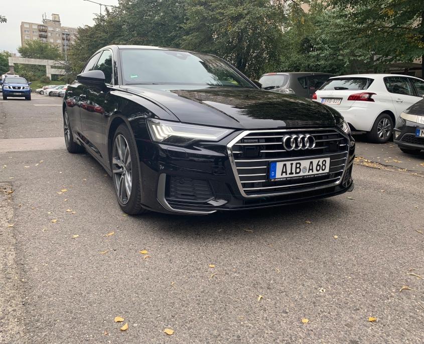 Audi A6 50TDI <br /> (AUTOMATA)