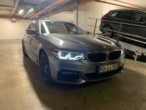 BMW 520d <br /> (AUTOMATA)