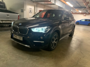 BMW X1 20d<br /> (AUTOMATA)