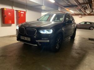 BMW X3 20d<br /> (AUTOMATA)