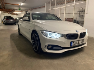 BMW 420i Cabrio<br /> (AUTOMATA)