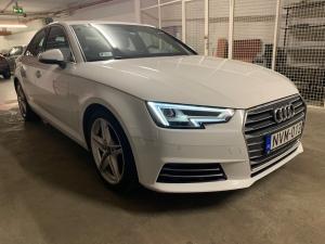 Audi A4 Sport 2.0 TDI<br /> (AUTOMATA)