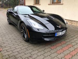 Corvette C7 Coupe<br /> (MANUÁLIS)