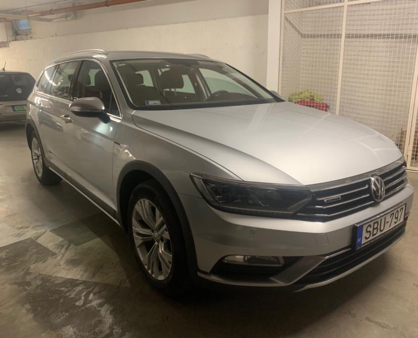 Volkswagen Passat Alltrack 2.0 TDI DSG 4motion<br /> (AUTOMATA)