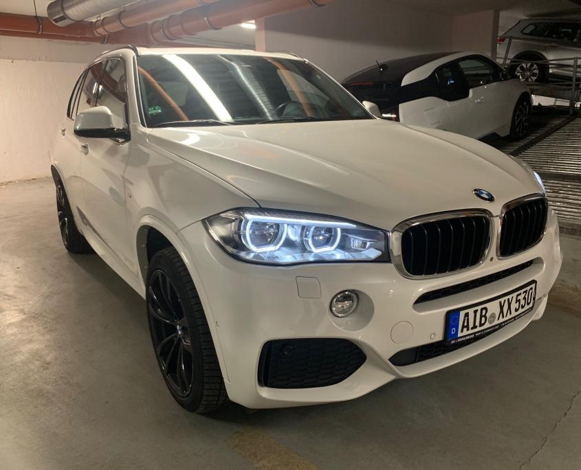 BMW X5 30d xDrive<br /> (AUTOMATA)