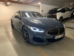 BMW M850i xDrive Coupé<br /> (AUTOMATA)