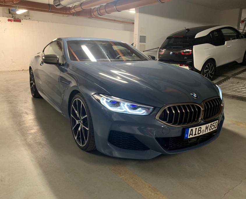 BMW M850i xDrive Coupé<br /> (AUTOMATA)