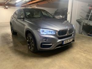 BMW X6 40d xDrive<br /> (AUTOMATA)