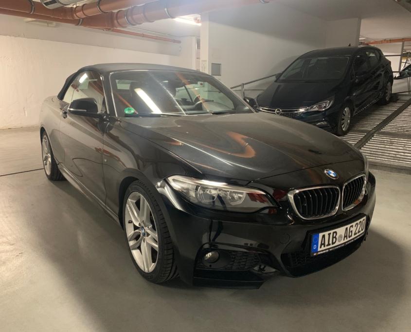 BMW 220i Cabrio<AIBAG220> (AUTOMATA)
