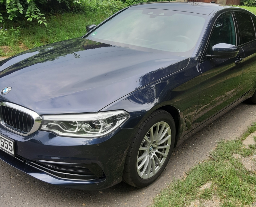 BMW 520d xDrive<br /> (AUTOMATA)