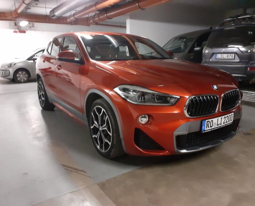 BMW X2 20d<br /> (AUTOMATA)