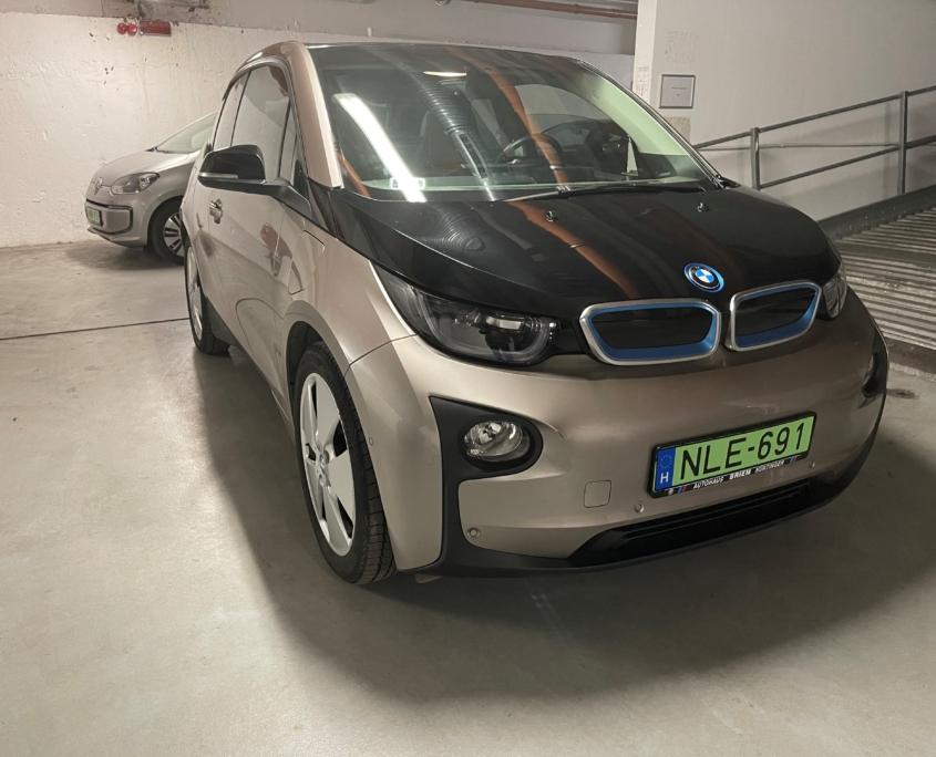 BMW i3 REX<br /> (AUTOMATA)