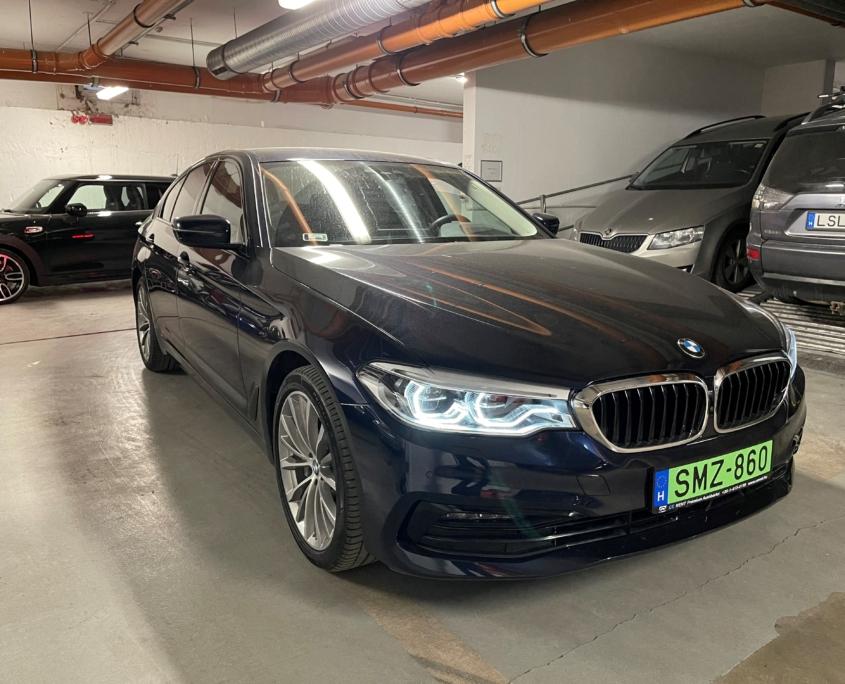 BMW 530e iPerformance<br /> (Automata)