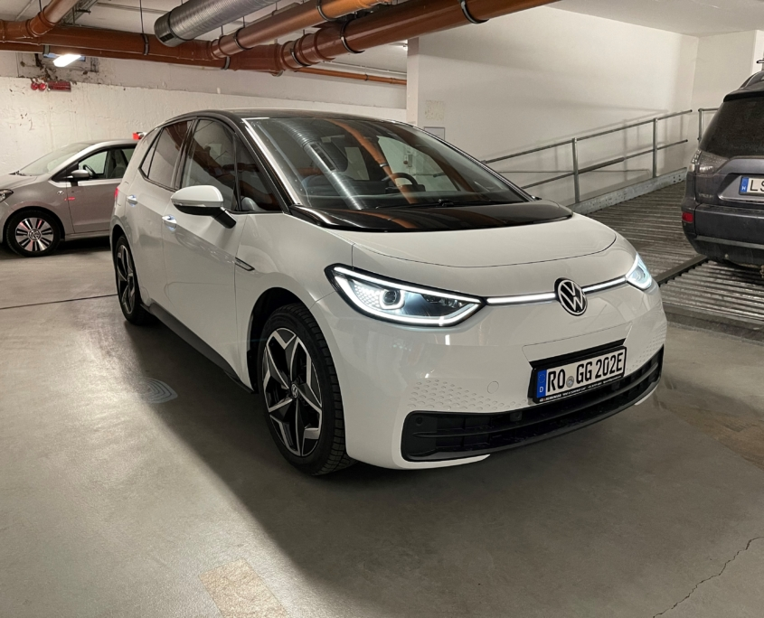 Volkswagen iD3 Pro Performance<br /> (Automata)