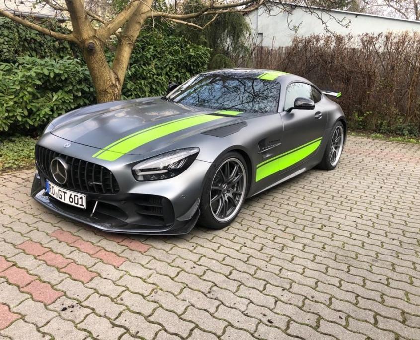 Mercedes-AMG GT R PRO<br /> (AUTOMATA)