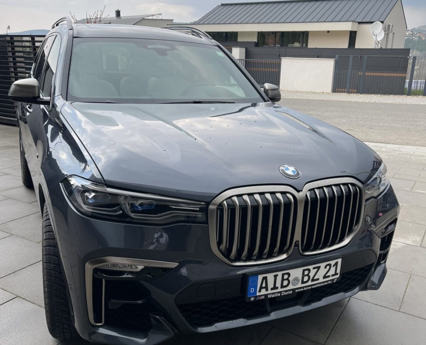 BMW X7 xDrive M50d<AIBBZ21/> (Automata)