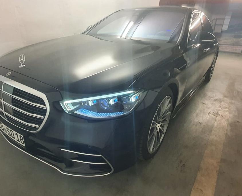 Mercedes-Benz S500 L 4M <br /> (AUTOMATA)