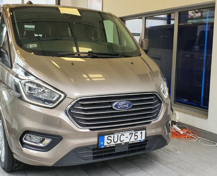 Ford Tourneo Custom Titanium 2.0TDCi <br /> (MANUÁLIS)